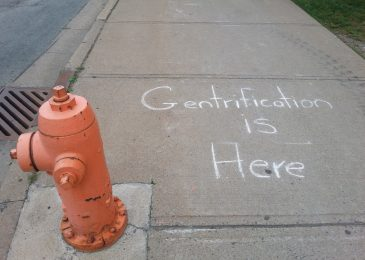 Pushing back against gentrification in Halifax