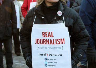 Journalism under attack – an op-ed by the Halifax Typographical Union