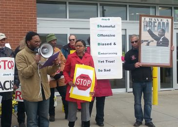 Organizer of Sobeys protest: It's not skin-deep, it's a bone-deep issue