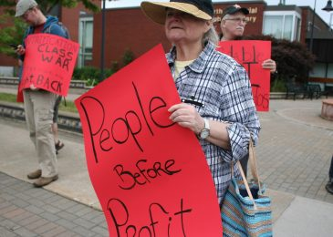 Harbour City Homes tenants want seat on Board of Directors