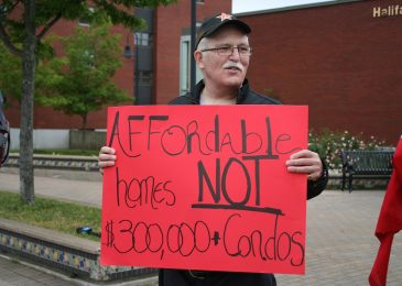 Media release: ACORN Tenant Unions across the HRM unite to renew calls for Landlord Licensing