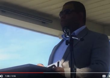 Weekend Video: Jason MacLean speaks at the Rally for Diversity in Amherst