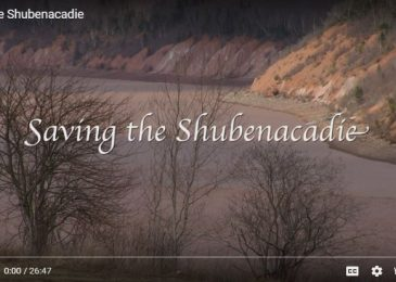 Weekend Video: Saving the Shubenacadie