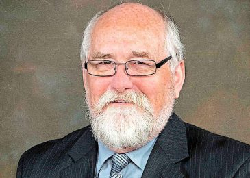 Making it go away (again). Amherst councillor was in trouble before