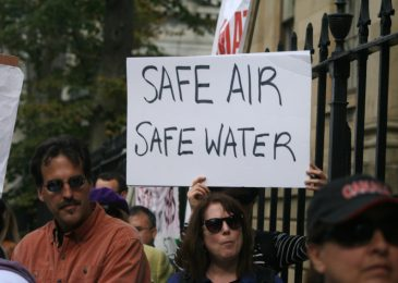 We are tired of being ignored. Environmentalists, water defenders and students rally at Province House
