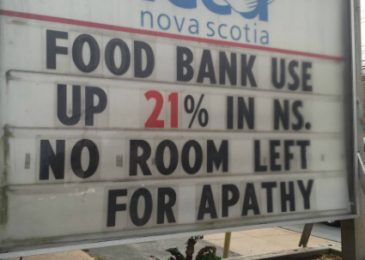 The new normal. Nova Scotia sees highest food bank use increase in Canada