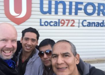 Ship's crew stranded in Port Hawkesbury owed wages, want to go home