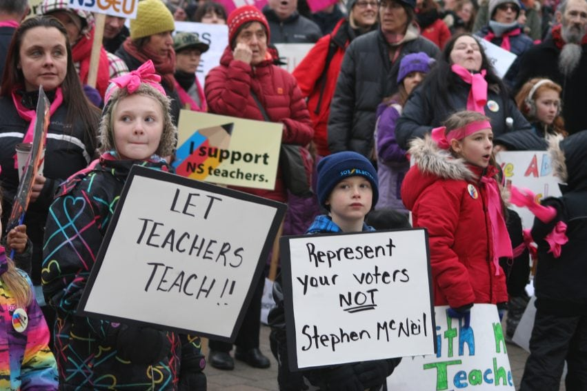 All bets are off. An interview with Larry Haiven on a new militancy and what is next for teachers