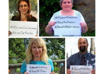 #FacesOfNSWelfare. How a social media campaign tackled stigma