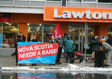 The politics of anti-poverty policies in Nova Scotia