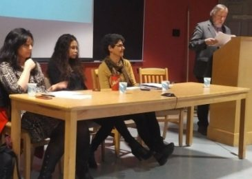 Panel tackles media bias in reports on immigrant, African Nova Scotian and Mi'kmaq communities