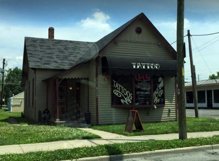 Fraud charges by community services leave former welfare for Tattoo shops in annapolis