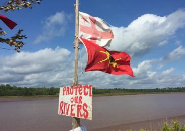 Media release: Treaty truckhouse resistance team fear aggressive tactics from Alton Gas