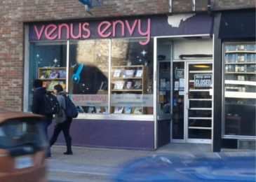 Community strikes back after transphobic attack on Venus Envy