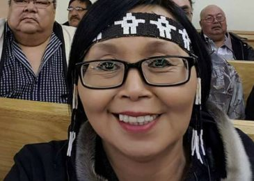 Muskrat Falls land defender Beatrice Hunter held in men's prison 1,000 kilometers from home