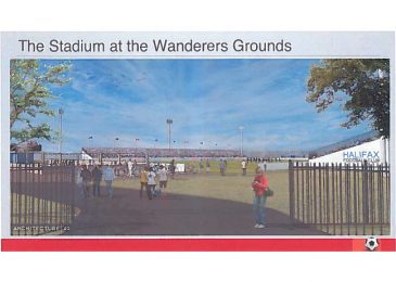"Op-ed: Wanderer's Grounds' private ""pop-up"" ""temporary"" stadium illegal"