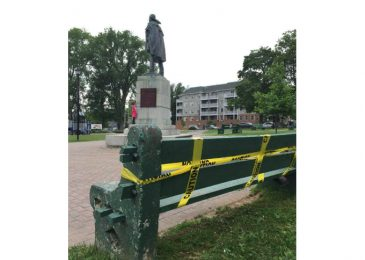 'Surely we don't need any more studies,' a letter to Mayor Mike Savage on the Cornwallis statue