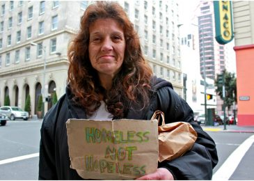 Lives on welfare: There's no escaping homeless shelters
