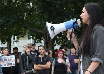 Halifax rallies in solidarity with Charlottesville: How to fight back