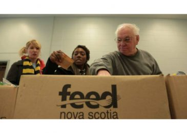 Changing the definition of welfare cheats — My Week on Welfare screening in Dartmouth North.