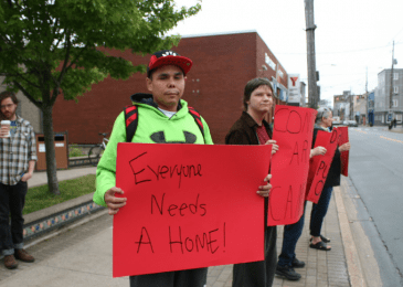 News release: Spryfield tenants plan protest to fight Metcap's slum conditions