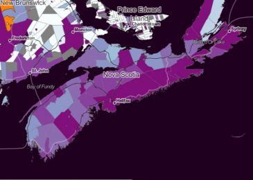News brief: Rent poor in Nova Scotia