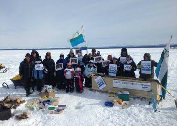 Labrador Riverkeeper visits Nova Scotia to raise alarm about Muskrat Falls