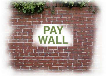 Why we don't do paywalls