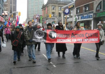 Workers Action Centre, fight for decent work coming to Halifax