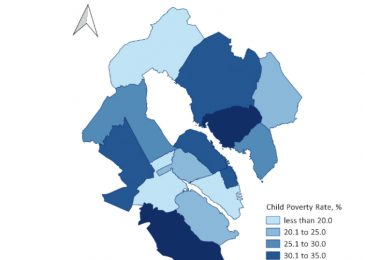 Report puts child poverty in Halifax under the microscope