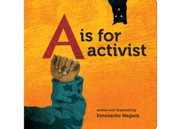 Book Review: A is for Activist, and Counting on Community –two children books by Innosanto Nagara