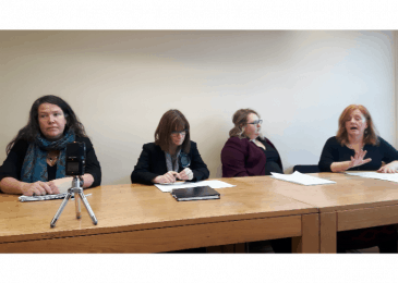 A call to action: Community agenda for social assistance adequacy and reform