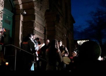 News brief: Voices from the Halifax vigil for Colten Boushie