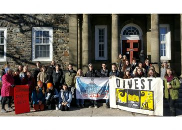 News release: Dalhousie Board of Governors approve motion regarding fossil fuel divestment