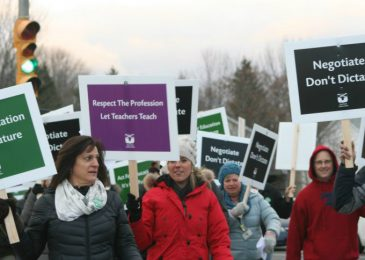 News release: Nova Scotia Parents for Public Education stands with Nova Scotia's teachers