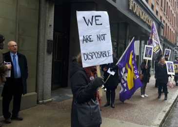 News brief: Is this how we welcome people to Nova Scotia? Founders Square pickets continue