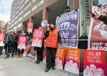 Media release: Let Lucy Stay! Haligonians mobilize to halt the deportation of Lucy Granados in Montreal