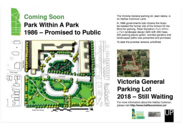 News release: Halifax needs new parks and Common Roots Urban Farm needs a new home – think bigger!