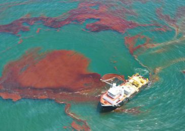 News release: Council of Canadians floods the PMO in wake of BP spill