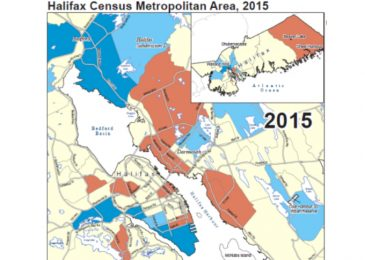 Halifax's shifting landscape of wealth and poverty
