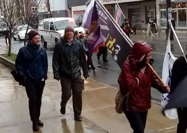 News brief: Halifax police detains two International Workers Day marchers