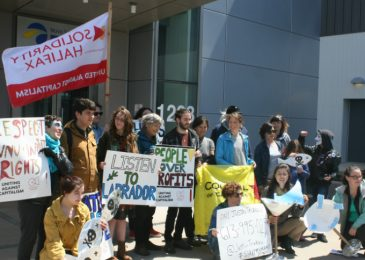 News release: Nova Scotians not OK with benefiting from cultural genocide at Muskrat Falls