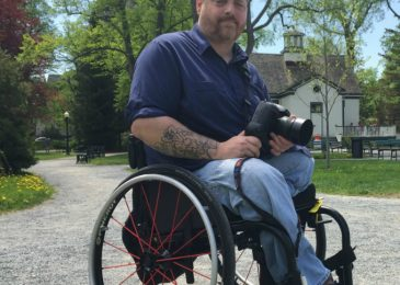 2018 James McGregor Stewart Award goes to Paul Vienneau