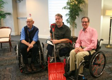 'I decided not to get angry anymore' – Disability advocate Paul Vienneau receives award