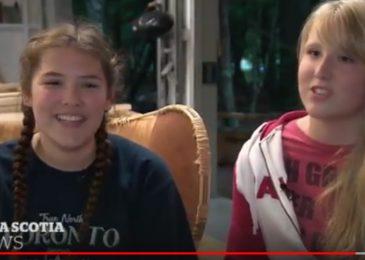 Weekend video: Mi'kmaq teens help build traditional birchbark canoes