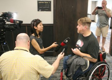 Victory for wheelchair users in human rights case, and another embarrassment for the NS Human Rights Commission