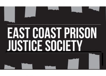 News release: East Coast Prison Justice Society statement of support for CNSCF (Burnside) prisoner protest