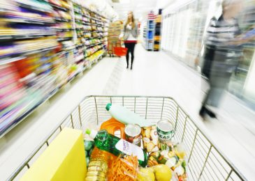 Kendall Worth: Shopping for Thanksgiving dinner