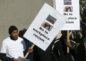 Anti–Black racism in Nova Scotia is white people's problem