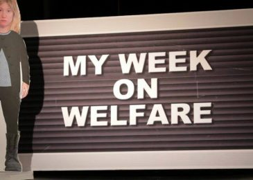 PSA: My Week on Welfare screening comes to Dartmouth. Share your voice!